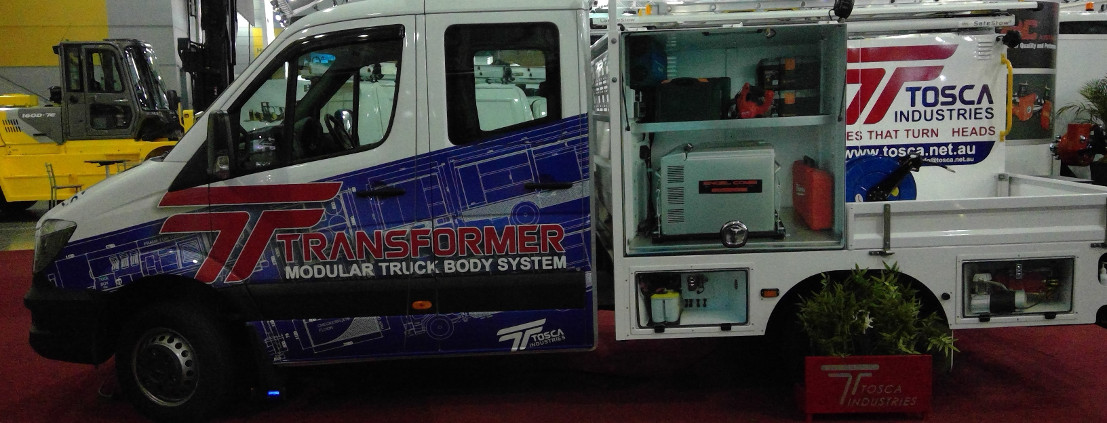 Custom Truck Design and Build