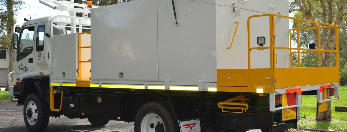 Custom Truck Canopies
