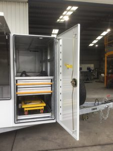 SPECIALISED TRAILER DRAWER SYSTEMS